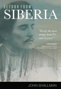 Cover Return from Siberia