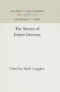 Cover The Stories of Ernest Dowson