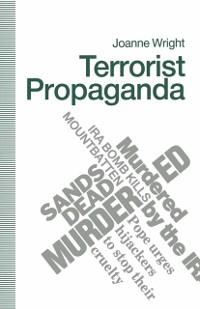 Cover Terrorist Propaganda