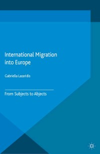 Cover International Migration into Europe