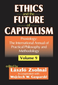 Cover Ethics and the Future of Capitalism