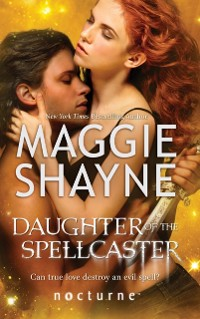 Cover Daughter of the Spellcaster (Mills & Boon Nocturne) (The Portal, Book 3)