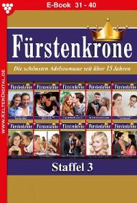 Cover Fürstenkrone Staffel 4 – Adelsroman