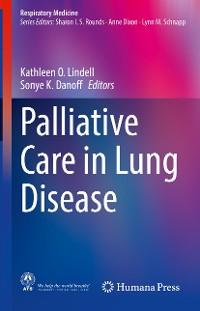 Cover Palliative Care in Lung Disease