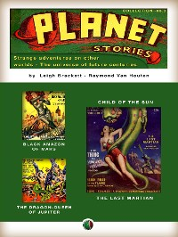 Cover PLANET STORIES [ Collection no.3 ]