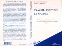 Cover TRAVAIL, CULTURE ET NATURE