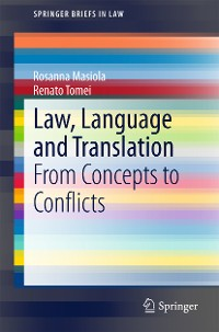 Cover Law, Language and Translation