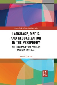 Cover Language, Media and Globalization in the Periphery