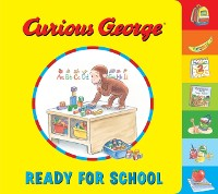 Cover Curious George Ready for School