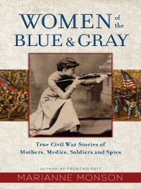 Cover Women of the Blue and Gray