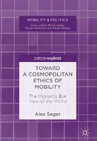 Cover Toward a Cosmopolitan Ethics of Mobility