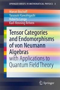 Cover Tensor Categories and Endomorphisms of von Neumann Algebras