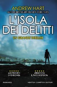 Cover L'isola dei delitti