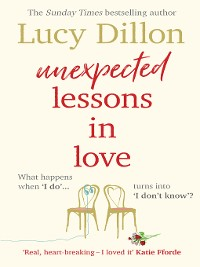 Cover Unexpected Lessons in Love