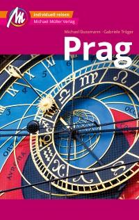 Cover Prag MM-City Reiseführer Michael Müller Verlag