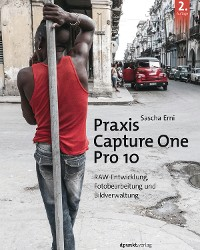 Cover Praxis Capture One Pro 10