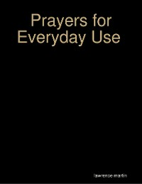 Cover Prayers for Everyday Use