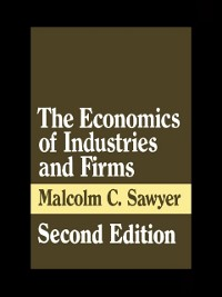 Cover Economics of Industries and Firms