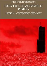 Cover DER MULTIVERSALE KRIEG