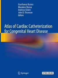 Cover Atlas of Cardiac Catheterization for Congenital Heart Disease