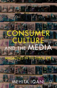 Cover Consumer Culture and the Media