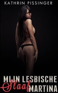 Cover Mijn lesbische slaaf Martina