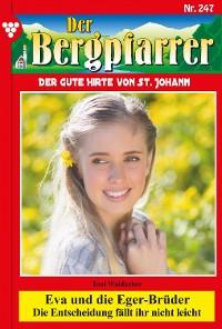 Cover Der Bergpfarrer 247 – Heimatroman