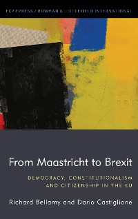 Cover From Maastricht to Brexit