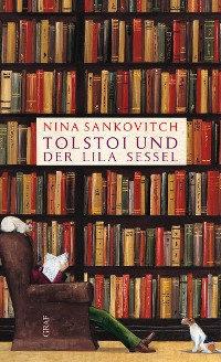 Cover Tolstoi und der lila Sessel