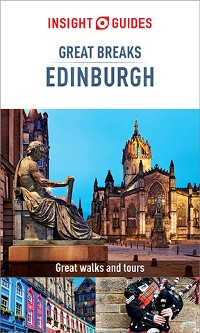 Cover Insight Guides Great Breaks Edinburgh