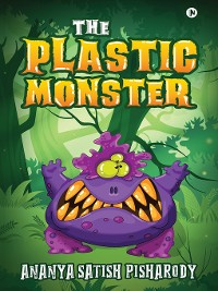 Cover THE PLASTIC MONSTER