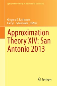 Cover Approximation Theory XIV: San Antonio 2013