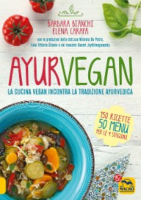 Cover Ayurvegan