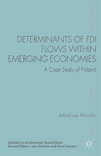 Cover Determinants of FDI Flows within Emerging Economies
