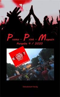 Cover Promo Print Magazin 4 / 2020