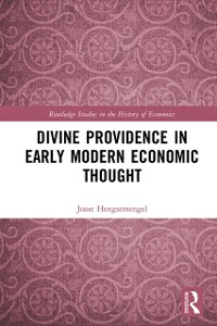 Cover Divine Providence in Early Modern Economic Thought
