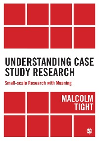 Cover Understanding Case Study Research