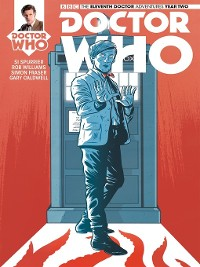 Cover Doctor Who: The Eleventh Doctor, Year Two (2015), Issue 15
