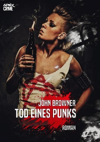Cover TOD EINES PUNKS