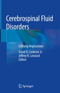 Cover Cerebrospinal Fluid Disorders