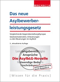 Cover Das neue Asylbewerberleistungsgesetz