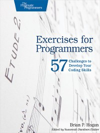 Cover Exercises for Programmers
