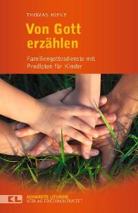 Cover Von Gott erzählen