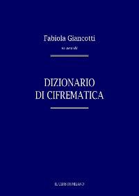 Cover Dizionario di cifrematica
