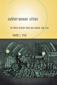 Cover Subterranean Cities