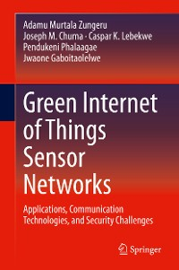 Cover Green Internet of Things Sensor Networks
