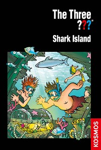 Cover The Three ???, Shark Island (drei Fragezeichen)
