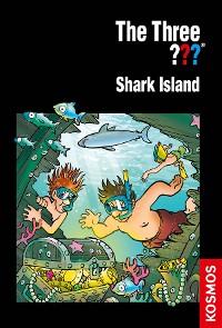 Cover The Three ???, Shark Island (drei Fragezeichen)