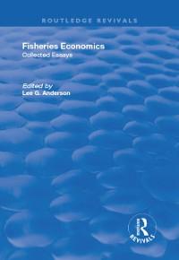 Cover Fisheries Economics, Volume I