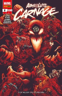 Cover Absolute Carnage, Band 2 - Von Helden und Monstern